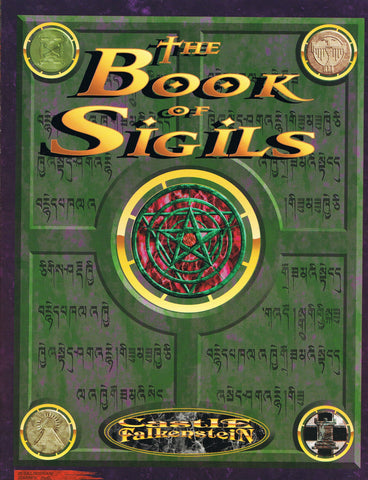 Book of Sigils | R Talsorian Games Inc