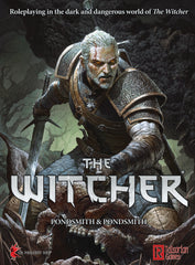 The Witcher RPG (T.O.S.) -  R Talsorian Games