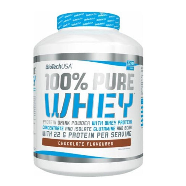 100% PURE WHEY 2.27 KG