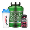PACKS 100% WHEY ISOLATE + HYDROXYCUT + SHAKER