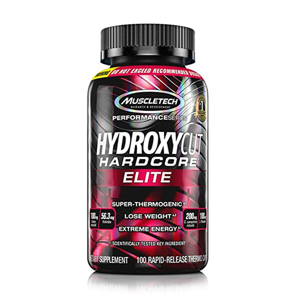 Hydroxy cut hardcore elite