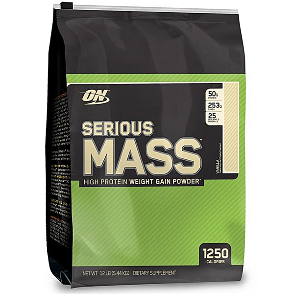 Serious mass USA 5,44 kg