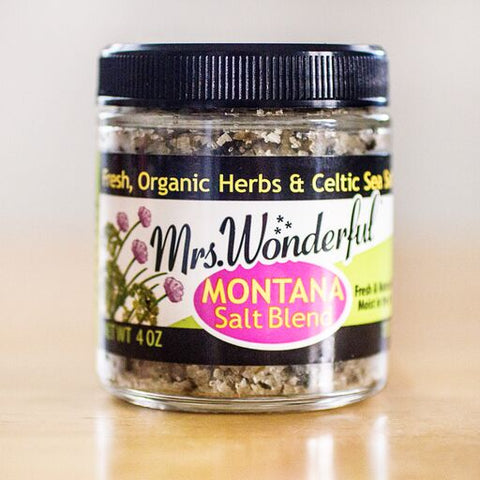 Mrs. Wonderful MONTANA Salt Blend