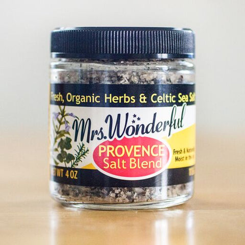 Image of Mrs. Wonderful PROVENCE Salt Blend