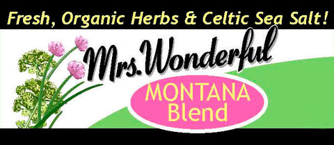 Image of Mrs. Wonderful MONTANA Salt Blend