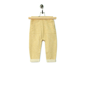 03-306-1-K - Kids - Trousers - Yellow