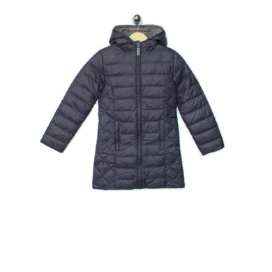 18-1014-1K - Kids - Coat - MIDNIGHT NAVY / DK. GREY