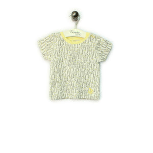 BBA-101 - Baby/Kids - Tshirt - YELLOW