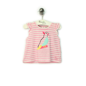 BBA-128 - Baby/Kids - Top - PINK