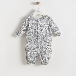 BLITZER - BABY - PLAYSUIT - GREY