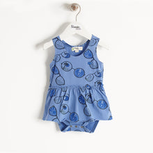 將圖片載入圖庫檢視器 BRUNA - Baby - Bodysuit - BLUE SUNNIES