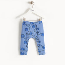 將圖片載入圖庫檢視器 BUCHAN - Baby - Legging - BLUE SUNNIES