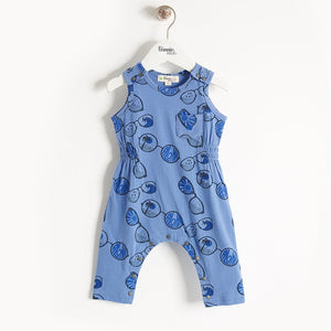 BYRON - Baby - Playsuit - BLUE SUNNIES