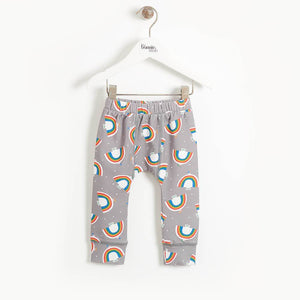 DANDY - Baby Legging - GREY DOVE PRINT