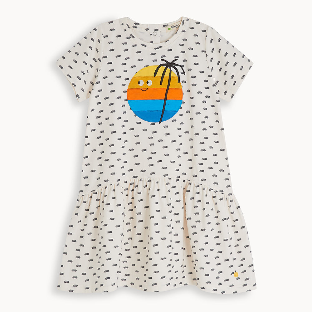 DRIFT - Kids - Dress - SUNSET
