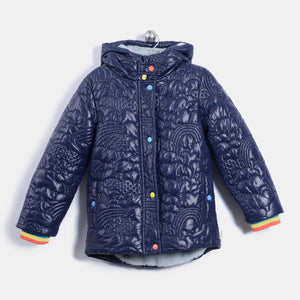 L-BAILEY - BABY - JACKET - NAVY