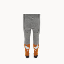将图片加载到图库查看器,FANTASTIC - Baby -Fox Face Tights - Ginger