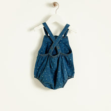 将图片加载到图库查看器,FUNK - Baby - Playsuit - DENIM TEE-PEE PRINT