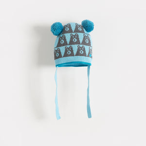 GAZ - KIDS - HAT - PALE BLUE