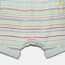 将图片加载到图库查看器,L-MASON - Kids - Shorts - RAINBOW STRIPE