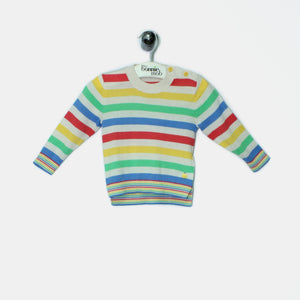 L-RHYS - Kids - Sweater - RAINBOW