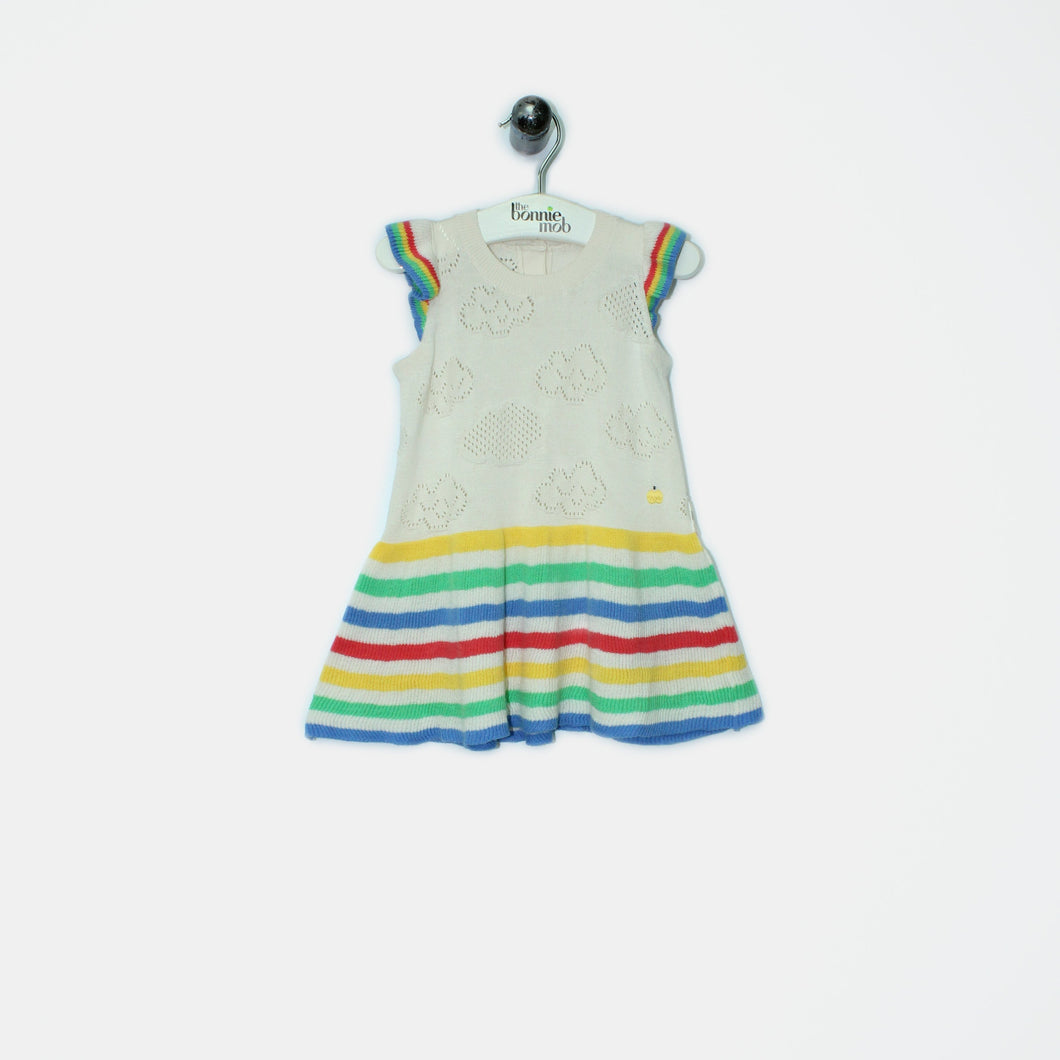 L-COCO - Baby - Dress - IVORY
