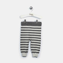 将图片加载到图库查看器,L-ACE-Stripe Mix And Match Trouser-Kids-Grey/Charcoal