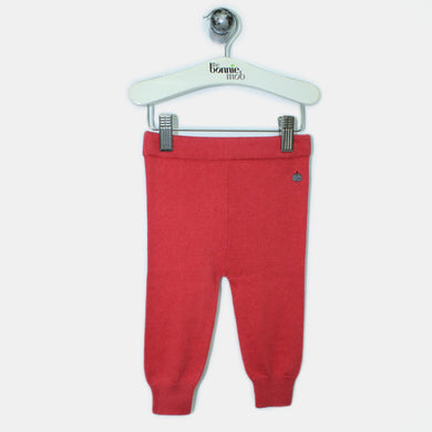 L-ACE-Stripe Mix And Match Trouser-Baby Girl-Red