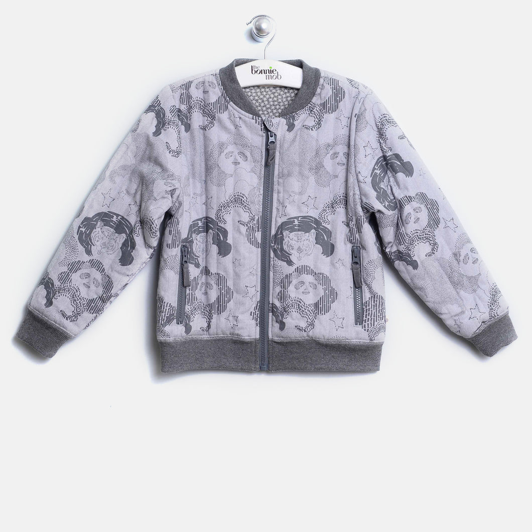 L-ALFIE 2171 W - KIDS - JACKET - GREY