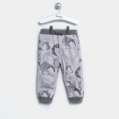 L-ANGUS 2174 W - BABY - TROUSER - GREY