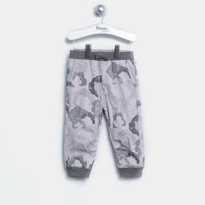 L-ANGUS 2174 W - KIDS - TROUSER - GREY