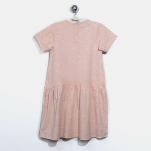 L-BRIE-Hip Hop Bunny Dress-Baby Girl-Blush