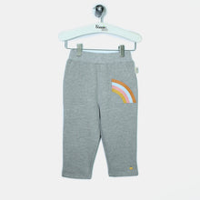 将图片加载到图库查看器,L-HENRY-Brushed Cotton Trousers-Kids-Light Grey