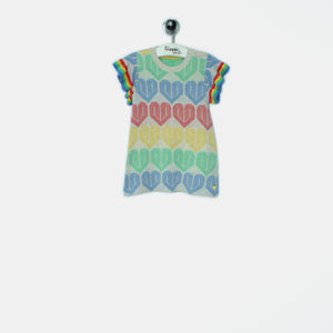 L-LOLA - Kids - Dress - RAINBOW