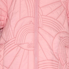 將圖片載入圖庫檢視器 L-NOAH-Dove Embroidered Long Coat-Baby Girl-Pink