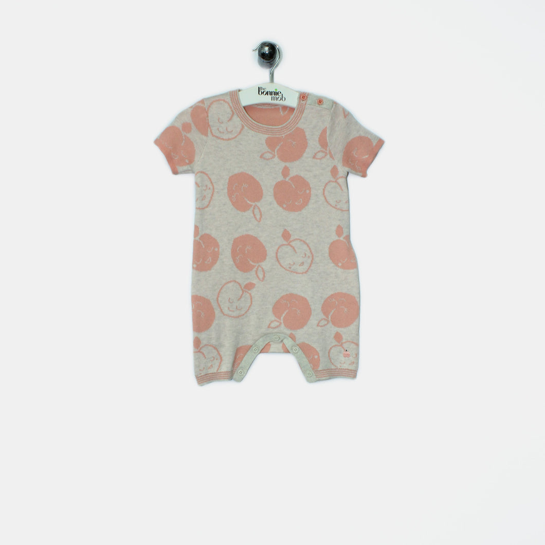 L-POLLY - Baby - Playsuit - PUTTY