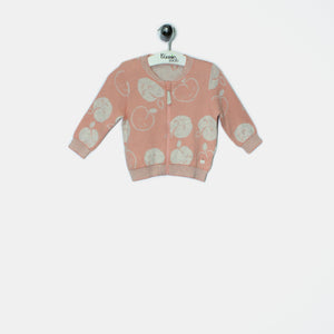 L-PRUE - Kids - Jacket - PEACH