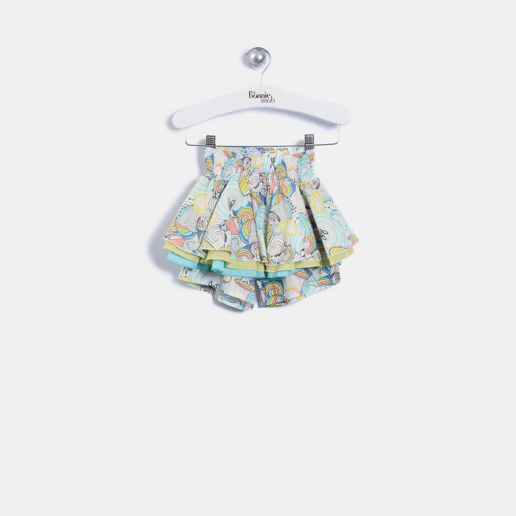 L-SAMMY - Kids - Shorts - AO Print