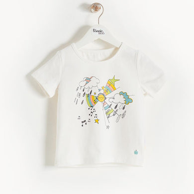 L-SUNNY - Kids - Top - WHITE
