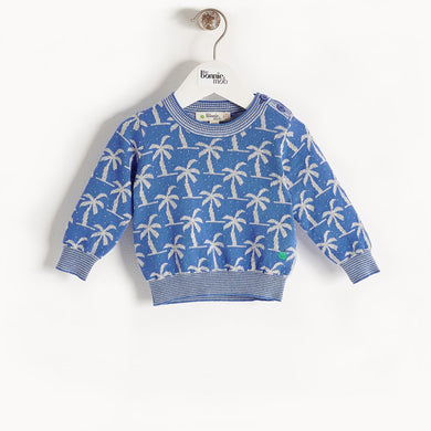MILO - Kids - Sweater - BLUE
