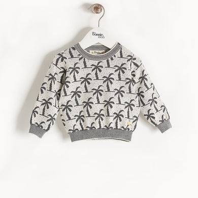 MILO - Kids - Sweater - MONOCHROME