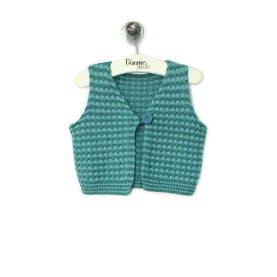 MORAY 1661 - Baby - Top - BLUE