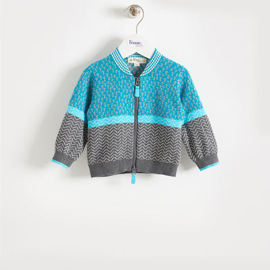 ORBIT - BABY - SWEATER - BLUE