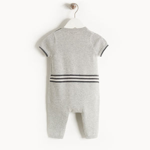 QUINN - Baby - Playsuit - MONOCHROME