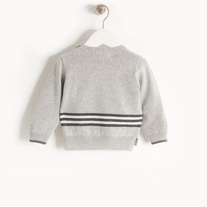 QUIRKY - Baby - Sweater - MONOCHROME