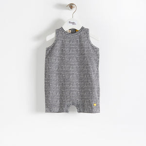 RAFT - Baby - Playsuit - MONOCHROME