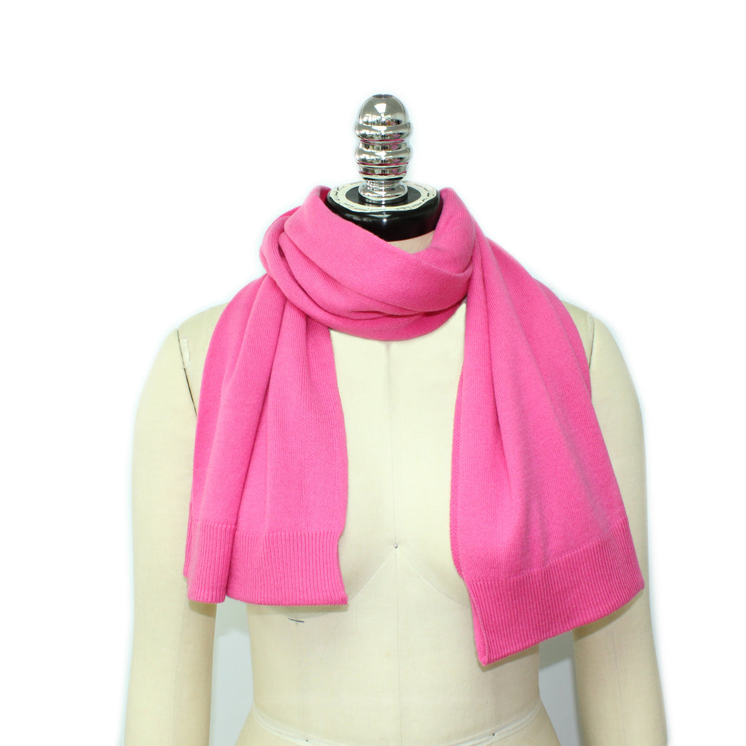 SHRUG M-01 - Scarf - PINK SHOCK
