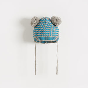 TUNDRA - KIDS - HAT - TEAL