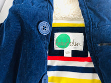Load image into Gallery viewer, Baby Boy Boden Velvet Jacket