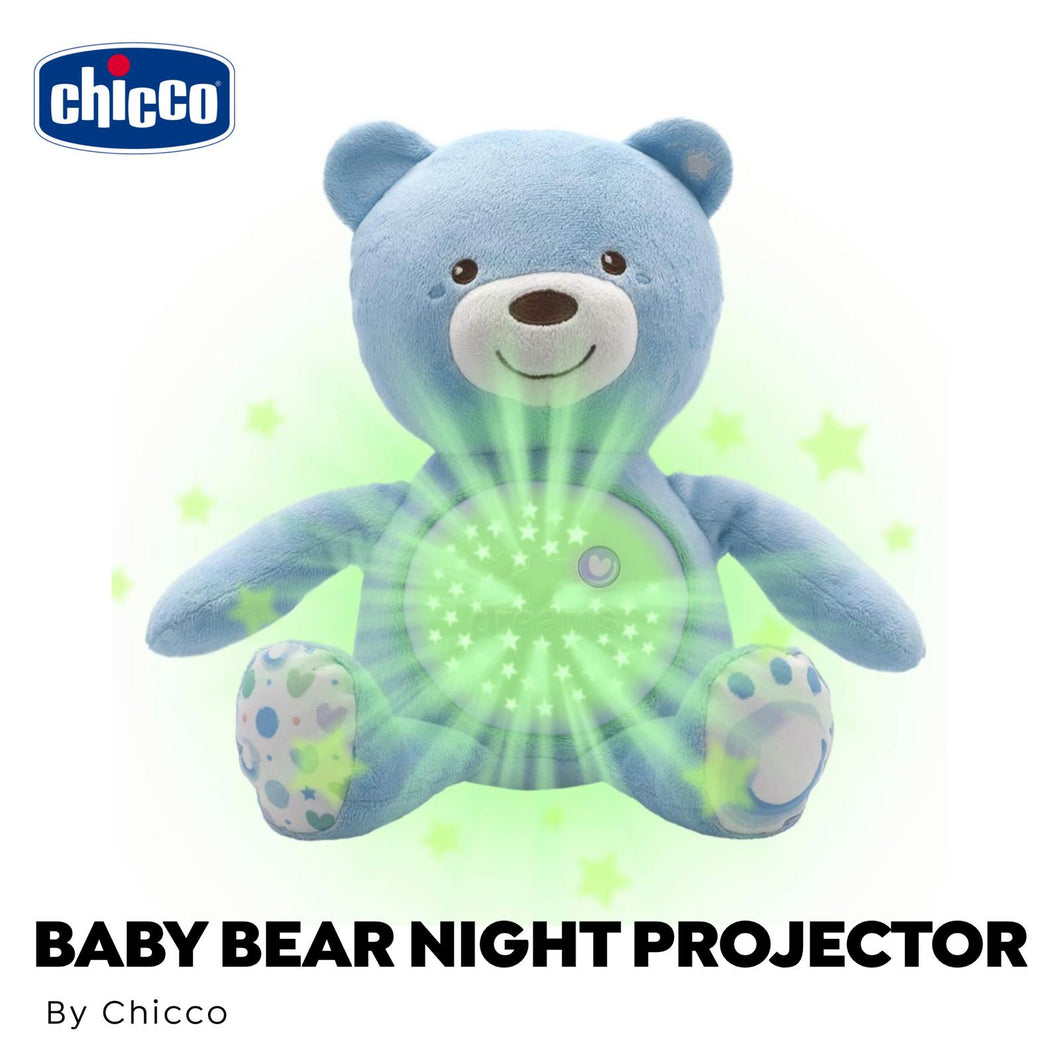 Chicco First Dreams Baby Bear Night Projector